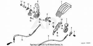 Honda Hrb217 Hxa Lawn Mower  Usa  Vin  Maea