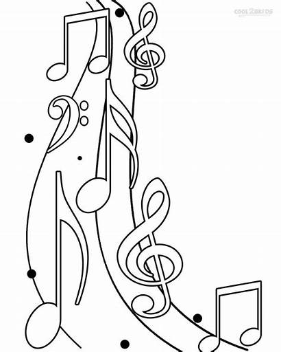 Coloring Pages Note Printable Cool2bkids