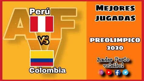Peru are 9th in the table with 1 point after 4 matches, while colombia are peru: PERÚ VS COLOMBIA - PREOLIMPICO - YouTube