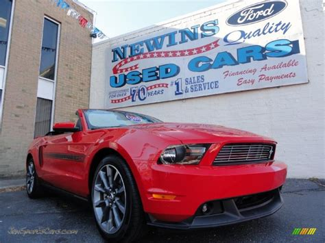 Newins Ford by 2011 Ford Mustang Gt Cs California Special Convertible In