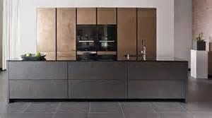 edelstahl küche ikea küchenfronten aus edelstahl mehr der metallic look