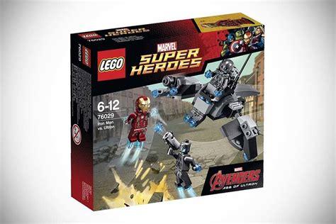 lego avengers age  ultron sets revealed includes iron