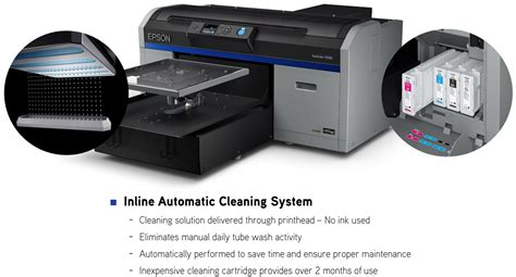 Mesin Dtg Epson epson f2100 dtg garment printer sewing machine cabinets