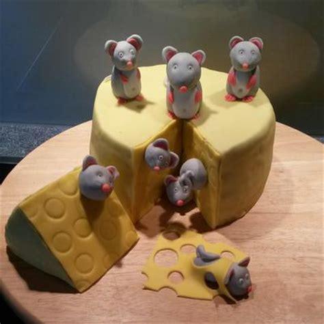 kaese maus torte