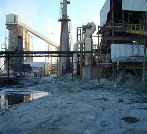 industrial minerals chemicals projects samuel