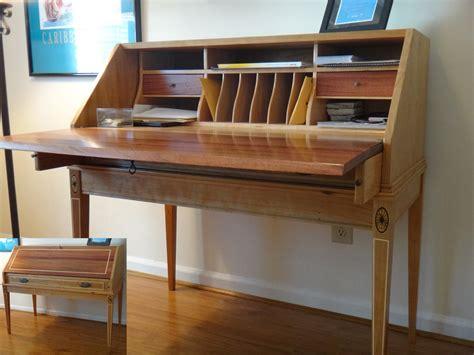 uplift desk won t go up secretary desk finewoodworking