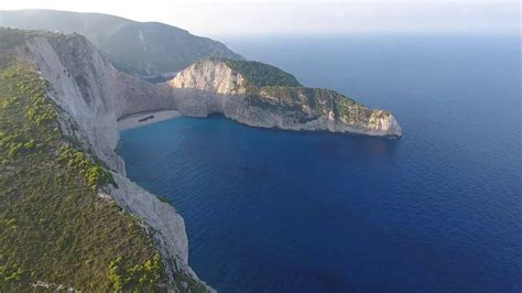 The Incredible Shipwreck Bay Navagio Beach Zakynthos