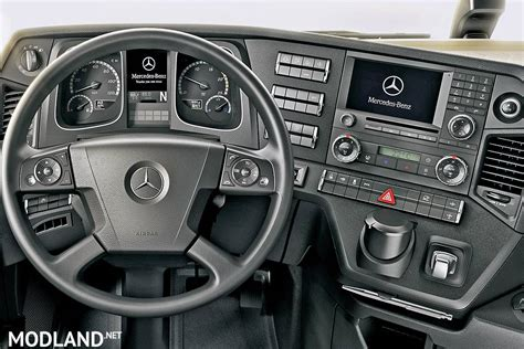 mercedes actros mp real blinker sounds mod  ets