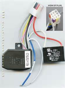 buy hton bay ceiling fan receiver reverse module