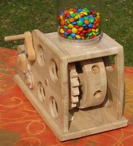 Michael Schultheiss's secure smarties dispenser