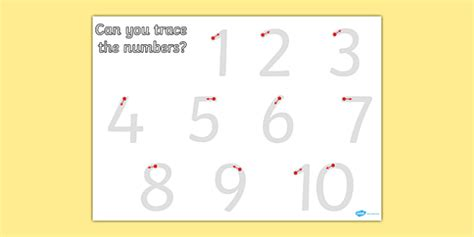 number formation 1 10 worksheet worksheets numbers