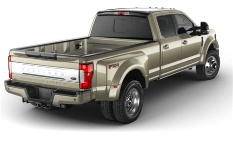 ford super duty  exterior vehicle specs news