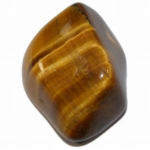 Golden Tiger eye Tumble stone tigers tiger's
