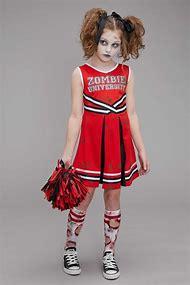zombie cheerleader halloween costume