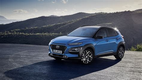 Hyundai Kona Hybrid Announced For Europe Not Confirmed For Us