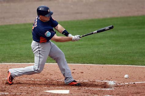 Astros' Max Stassi faces uncertain future with club