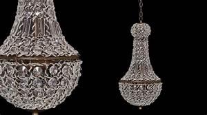 Lustre à Pampilles : lustre pampille montgolfi re style contemporain ~ Teatrodelosmanantiales.com Idées de Décoration