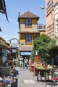 Puces De Saint Ouen : saint ouen quartier rosiers et march aux puces ~ Melissatoandfro.com Idées de Décoration