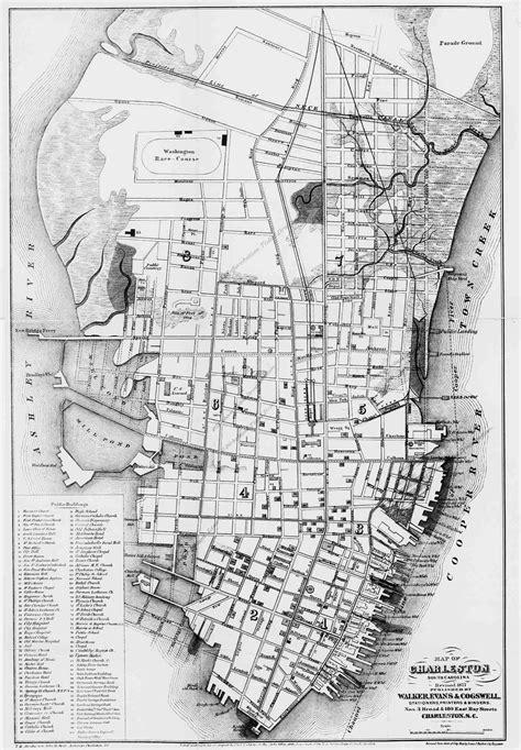 hargrett library rare map collection savannah  coast