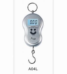 Ace Digital Hanging Cylinder Raddi Luggage Weighing
