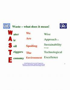 Construction Management Resume Templates Integrated Solid Waste Management Ppt Free Download