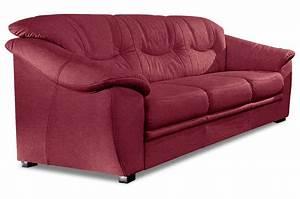 3er Sofa Mit Relaxfunktion : sit more 3er sofa savona mit schlaffunktion rot mit federkern sofas zum halben preis ~ Bigdaddyawards.com Haus und Dekorationen