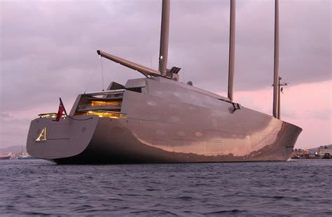 SAILING YACHT A - PRIVINVEST