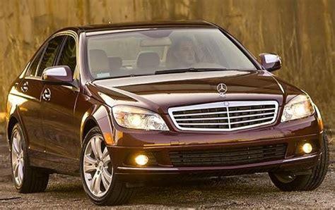 2008 Mercedesbenz Cclass  Information And Photos