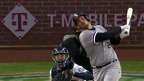 Yermin Mercedes dispara tres hoy en triunfo White Sox ...