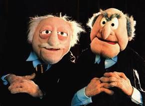 waldorf und statler sprüche the sox as muppets