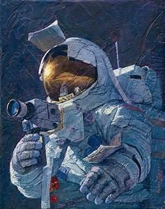 Alan Bean Art Prints Apollo 12 Astronaut Alan Bean Paintings