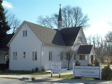 Epiphany Chapel  Church House Wikipedia