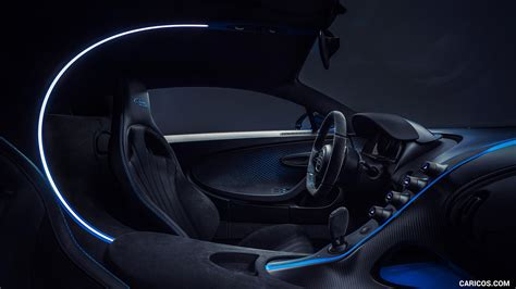 The centodieci will be built in an extremely limited edition. 2021 Bugatti Chiron Pur Sport - Interior   HD Wallpaper ...