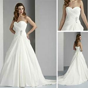 wholesale new 2013 taffeta saudi arabian cheap plus size With cheap plus size wedding dresses under 100