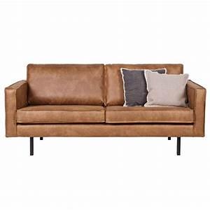 Couch Leder Cognac : 2 5 sitzer sofa rodeo echtleder leder lounge couch ~ A.2002-acura-tl-radio.info Haus und Dekorationen
