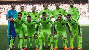 Barcelona defeat Atletico Madrid to claim La Liga title ...