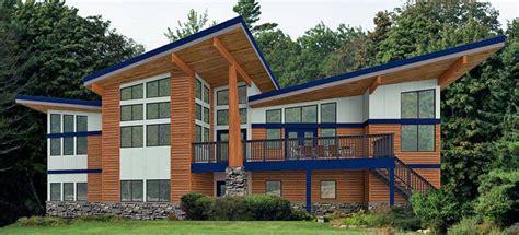 cedar homes award winning custom homes post  beam cottage plans