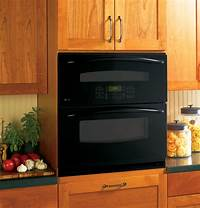 "single double oven GE Profile™ Series 30"" Built-In Single/Double Convection ..."