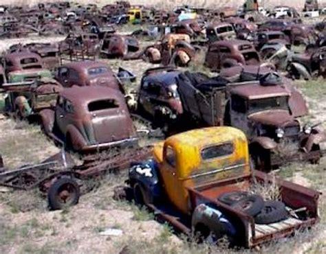 salvage yard salvage yards pinterest alte autos