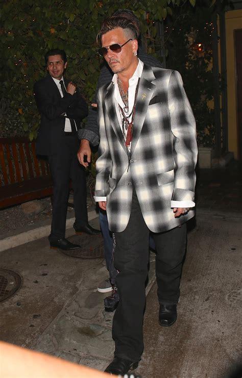 Johnny Depp Modifie Un Tatouage Pour Insulter Amber Heard