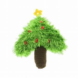 OoMaLoo Handmade Holiday Christmas Tree Dog Toy   BaxterBoo