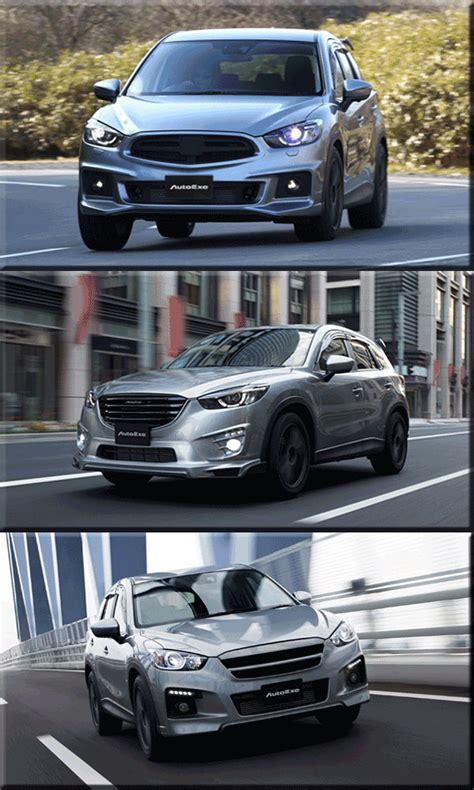Mazda 5 Modification by Autoexe Mazda Cx 5 Ke Performance Tuning Racing