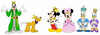 Mickey Clubhouse Mouse Royalty Disney Kingleonlionheart Fanpop