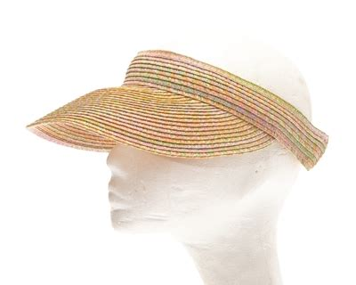 womens sun visor hats wholesale tweed straw visors