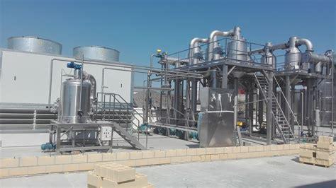ingegneria alimentare evaporatori per concentrato di pomodoro macchine alimentari