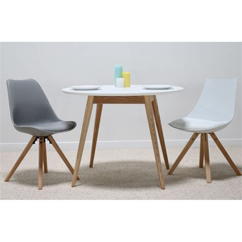 table a manger et chaise matt gris chaise scandinave achat vente chaises design
