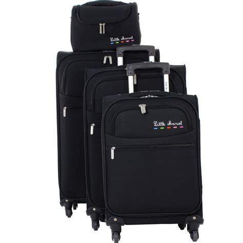 lot 3 valises dont 1 valise cabine et un vanity marcel menthos couleur principale