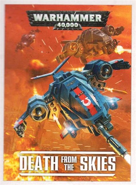 Space Marine Review Formations Strike Wing  Frontline Gaming