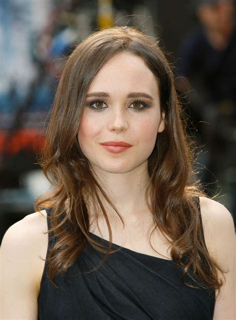 ellen page photo gallery   ellen page pics