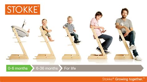 stokke tripp trapp information back in